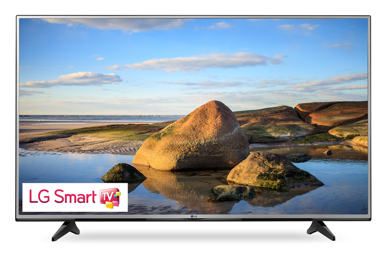 "Televisions - LG 60"" 4K UHD Smart LED TV - 60UH6150"
