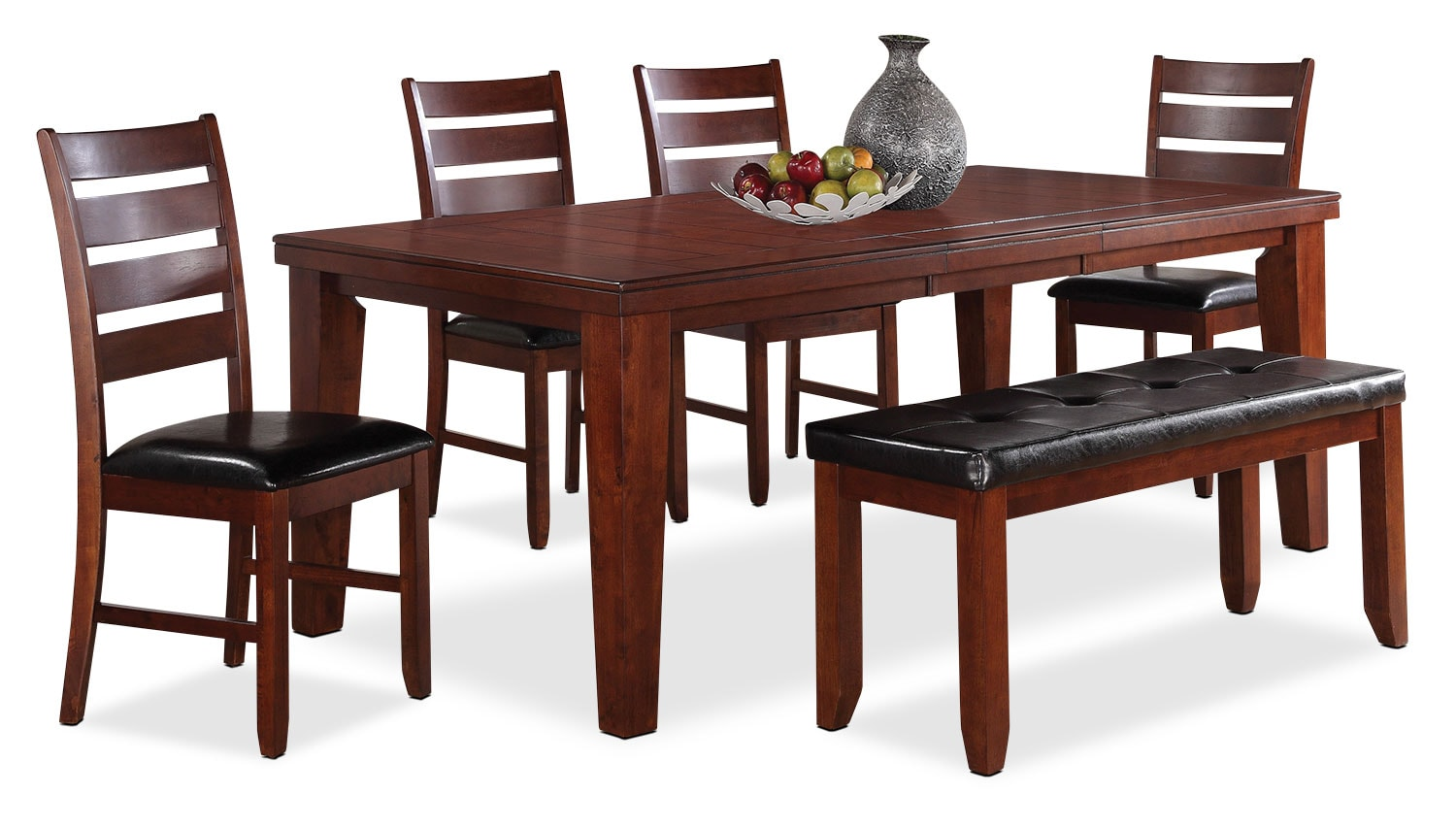 Dining Room Furniture - Chloe 6-Piece Dining Package