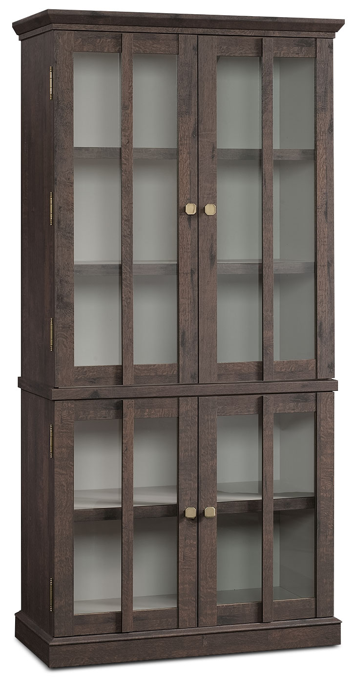 Accent and Occasional Furniture - Grange Display Cabinet