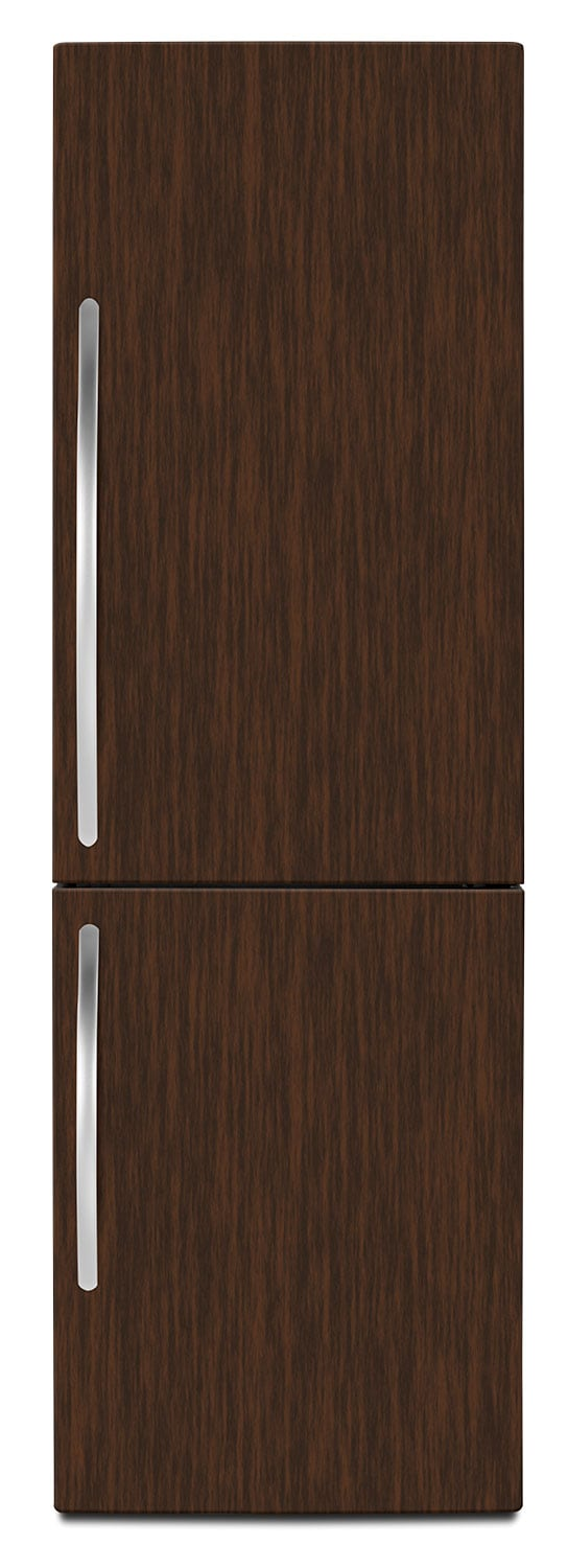 Refrigerators and Freezers - KitchenAid Custom Panel-Ready Bottom-Freezer Refrigerator (9.95 Cu. Ft.) - KBBX104EPA