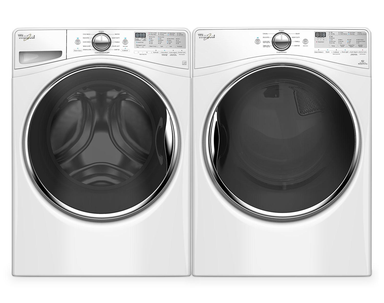 Whirlpool Laundry - WFW92HEFW / WGD92HEFW / YWED92HEFW