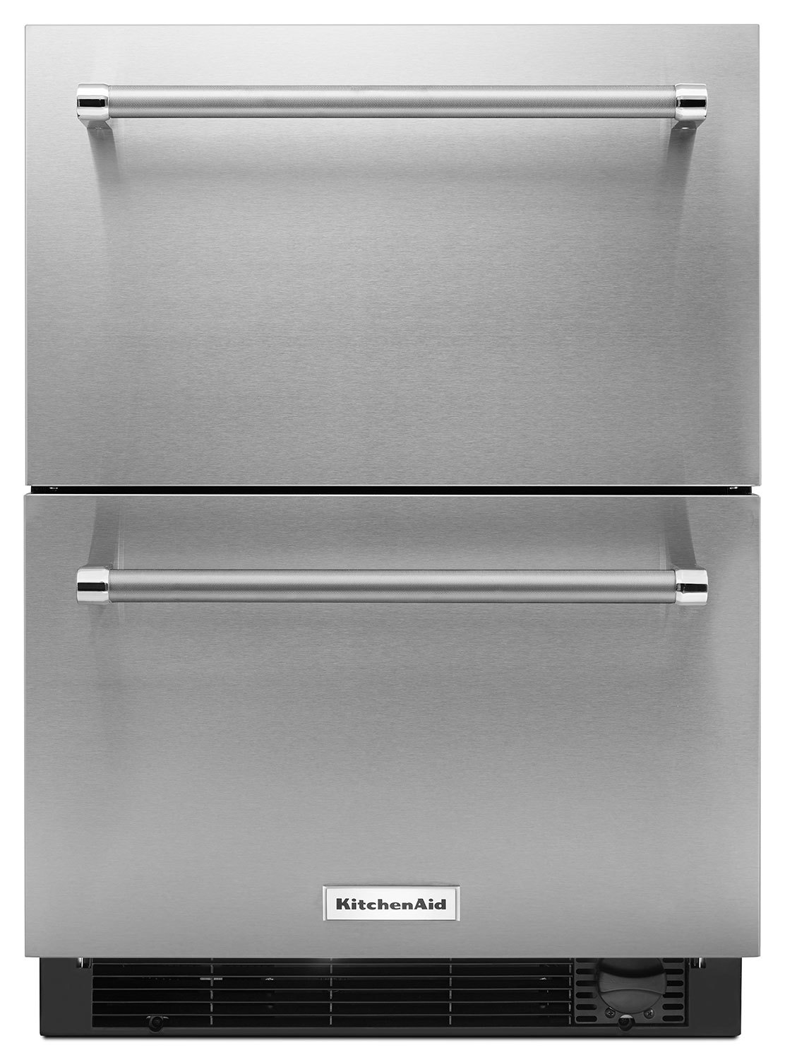 KitchenAid Stainless Steel Compact Refrigerator w/ Freezer Drawer (4.7 Cu. Ft.) - KUDF204ESB