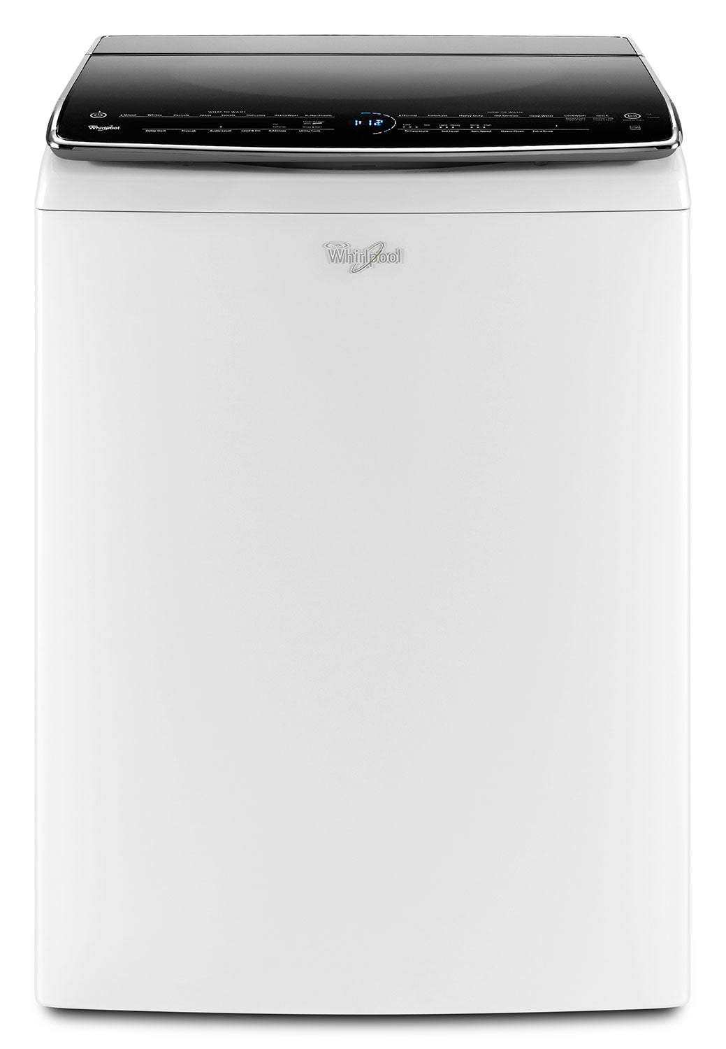 Whirlpool White Top-Load Washer (6.2 Cu. Ft.) - WTW9500EW