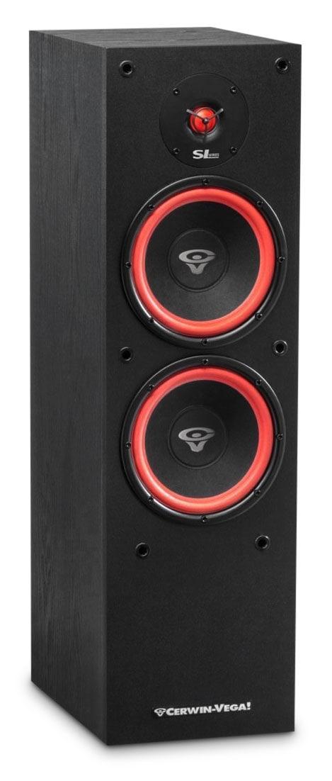 """Cerwin-Vega Dual 8"""" 2-Way Floor Speaker - SL-28"""
