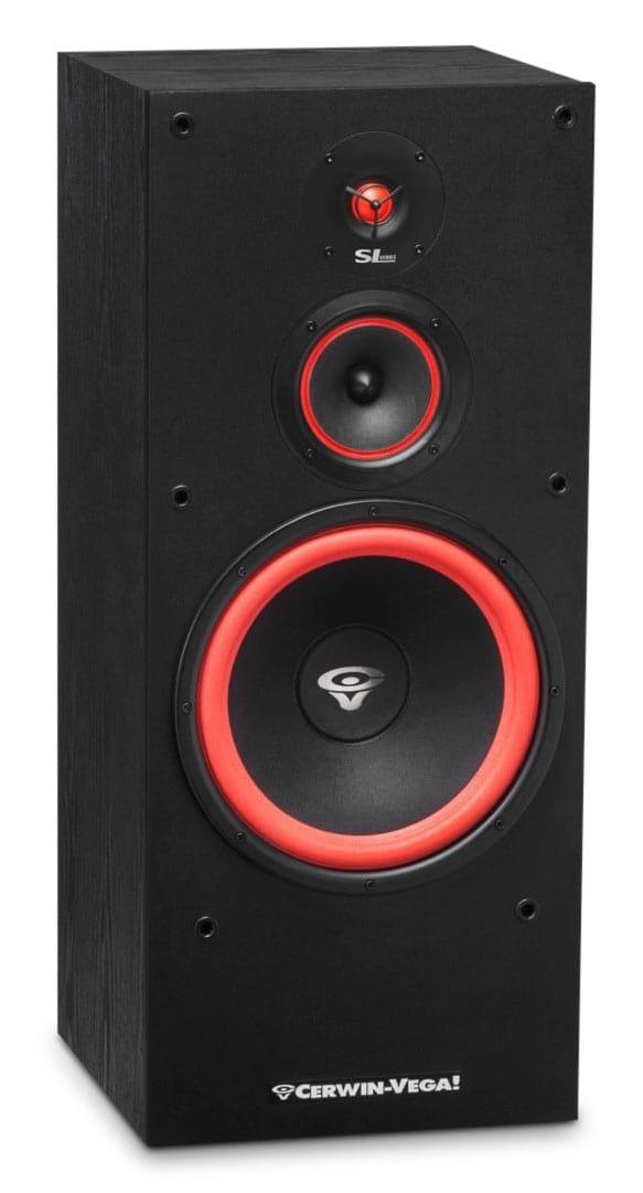 """Cerwin-Vega 12"""" 3-Way Floor Tower Speaker - SL-12"""