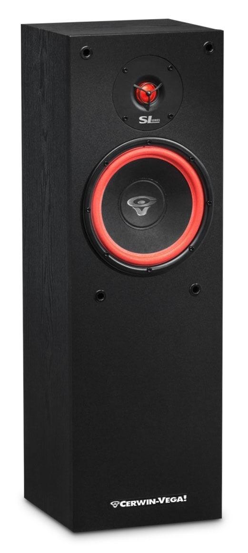 "Sound Systems - Cerwin-Vega 8"" 2-Way Floor Speaker - SL8"