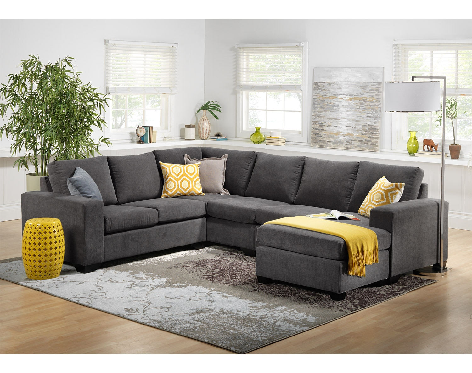 The Danielle Collection - Grey