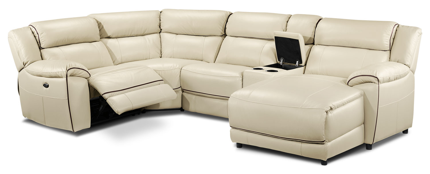 Holton 5 Pc. Sectional - Pebble
