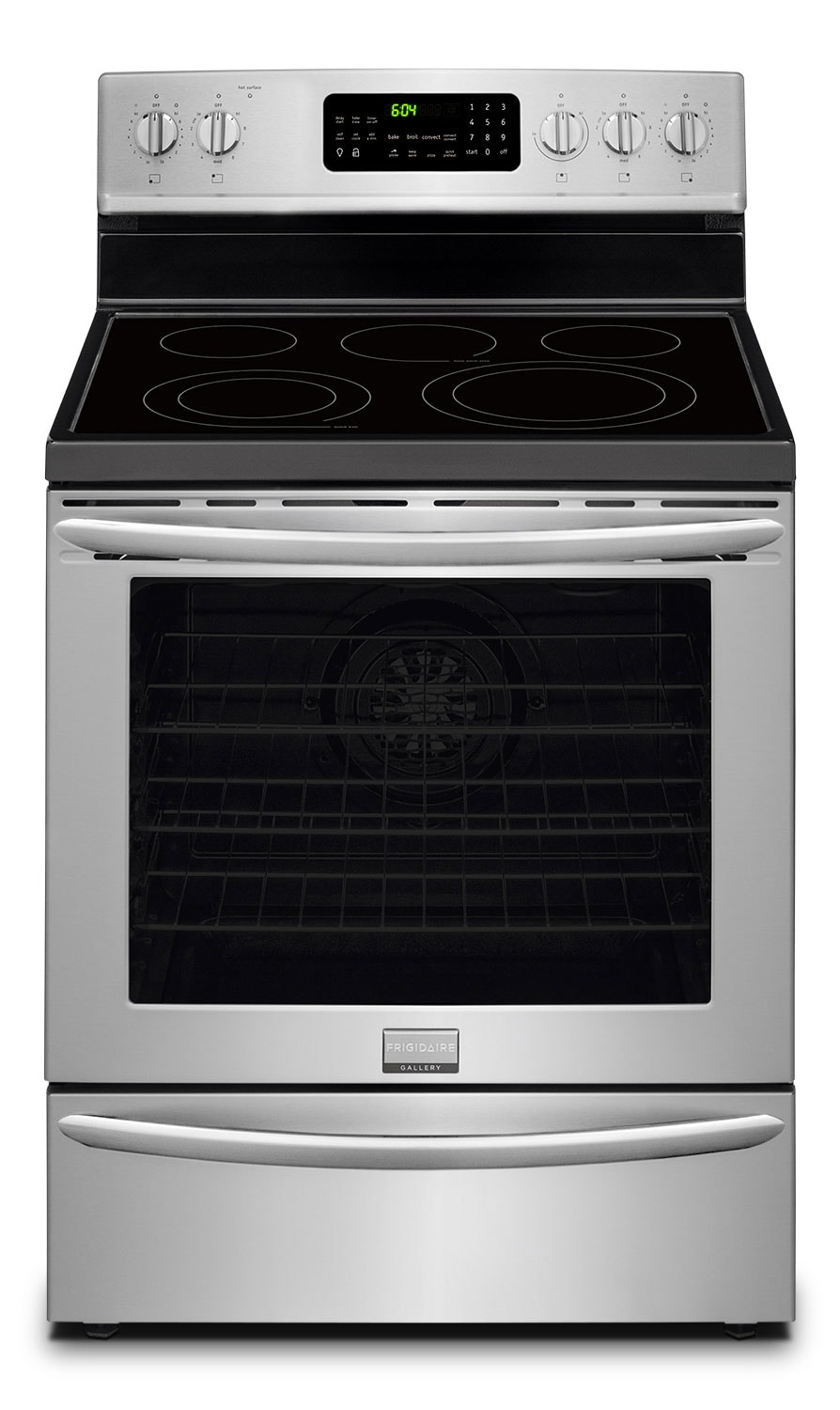 Cooking Products - Frigidaire Gallery 5.8 Cu. Ft. Freestanding Electric Range – CGEF3058RF