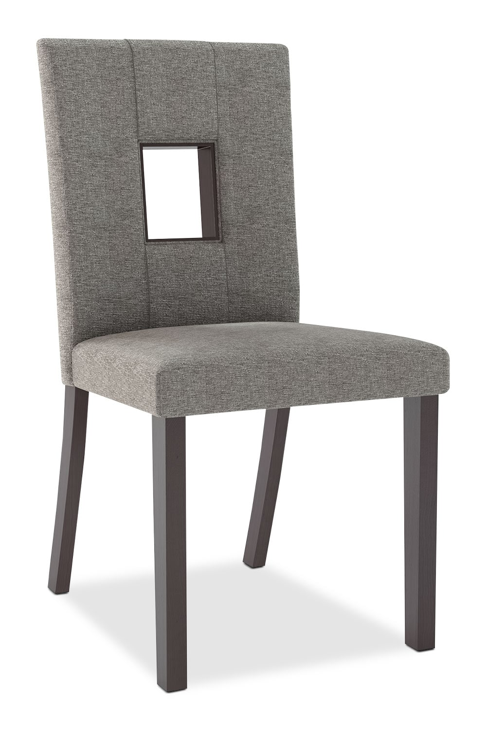 Bistro Counter-Height Dining Chair – Grey