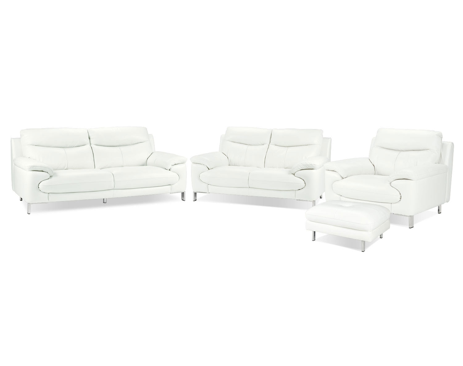 The Anika Collection - White