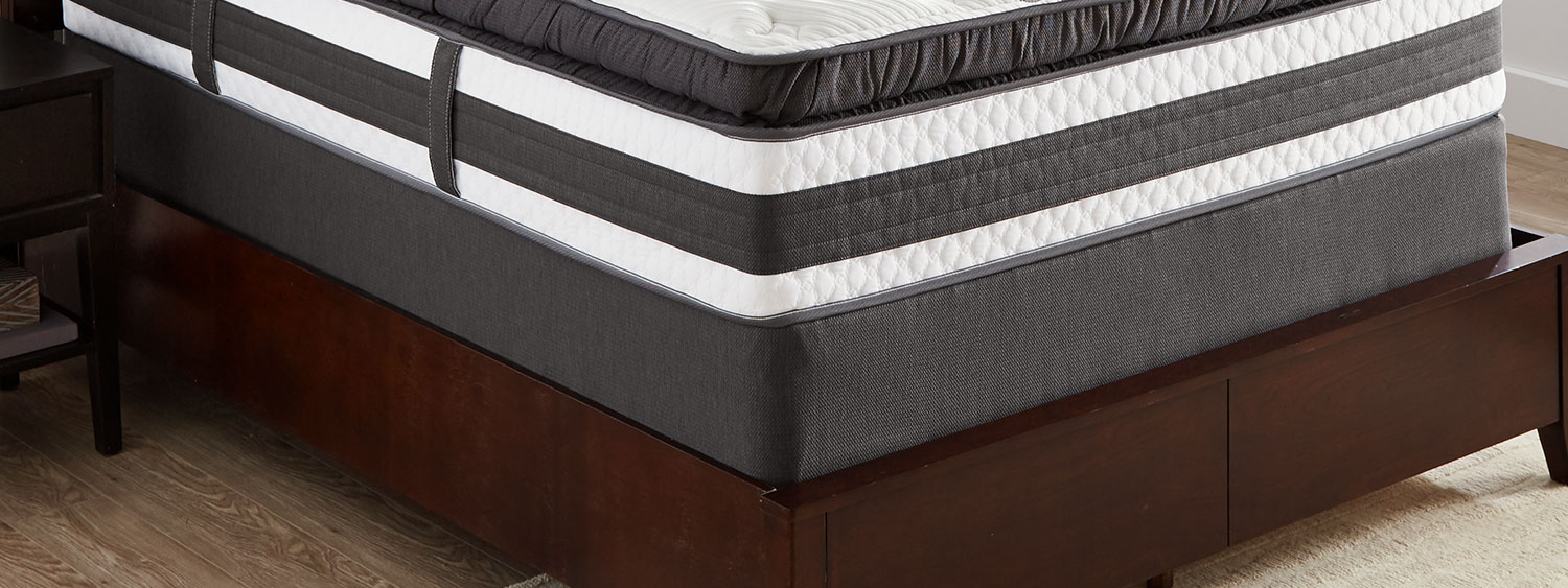 Mattresses and Bedding - Serta iCollection 2016 Full Boxspring