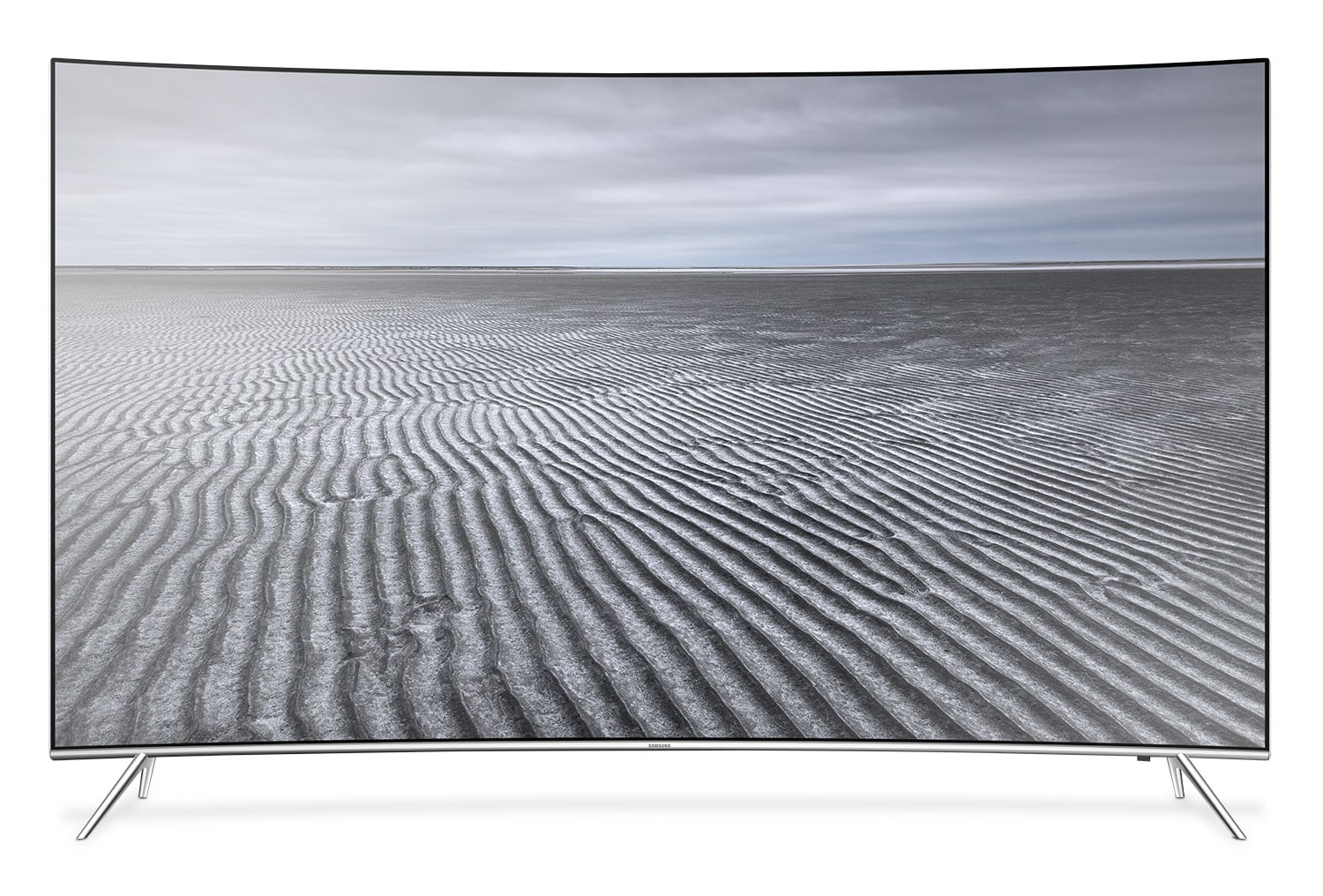 "Televisions - Samsung 55"" KS8500 Series Curved 4K SUHD TV"
