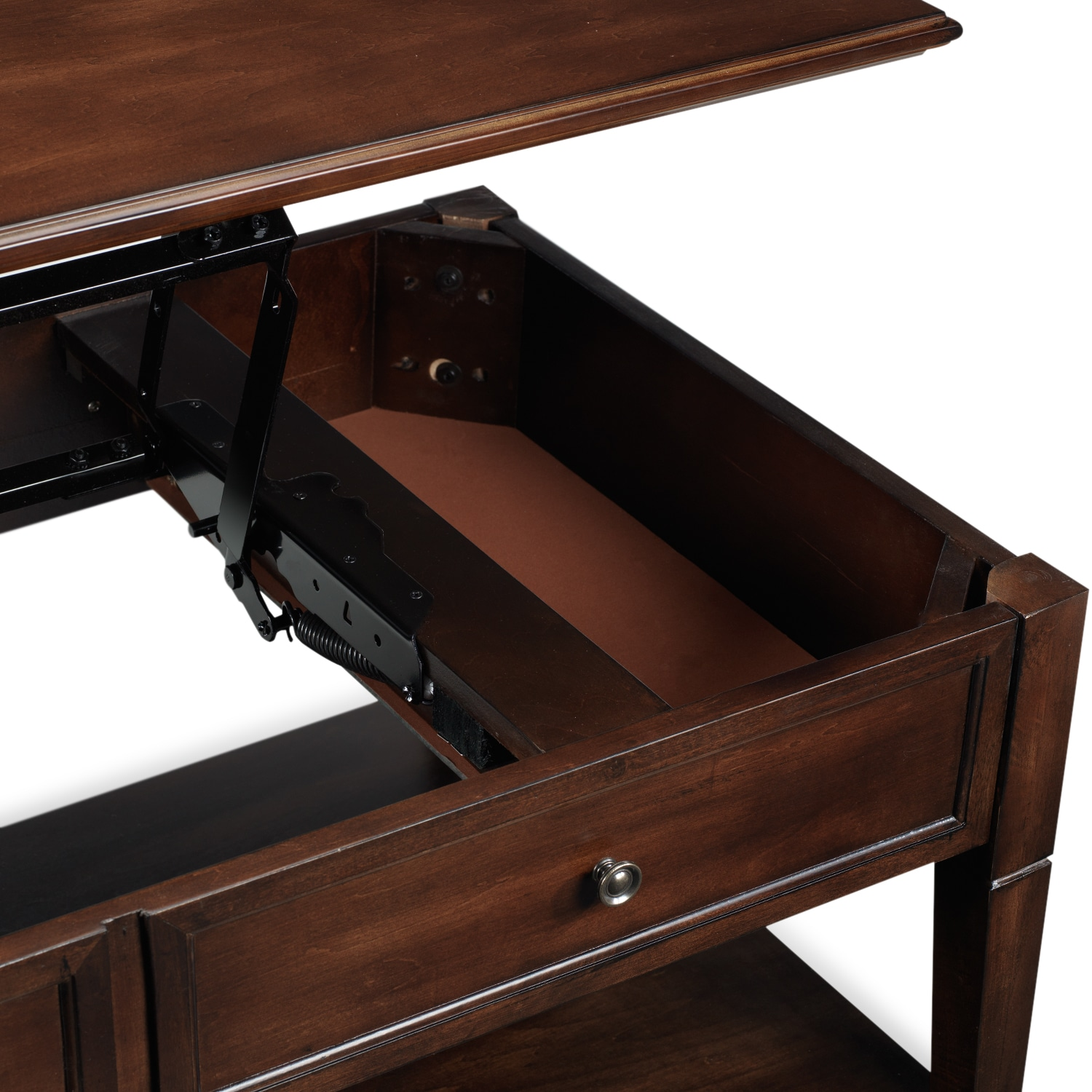 Coventry Lift-Top Coffee Table - Espresso