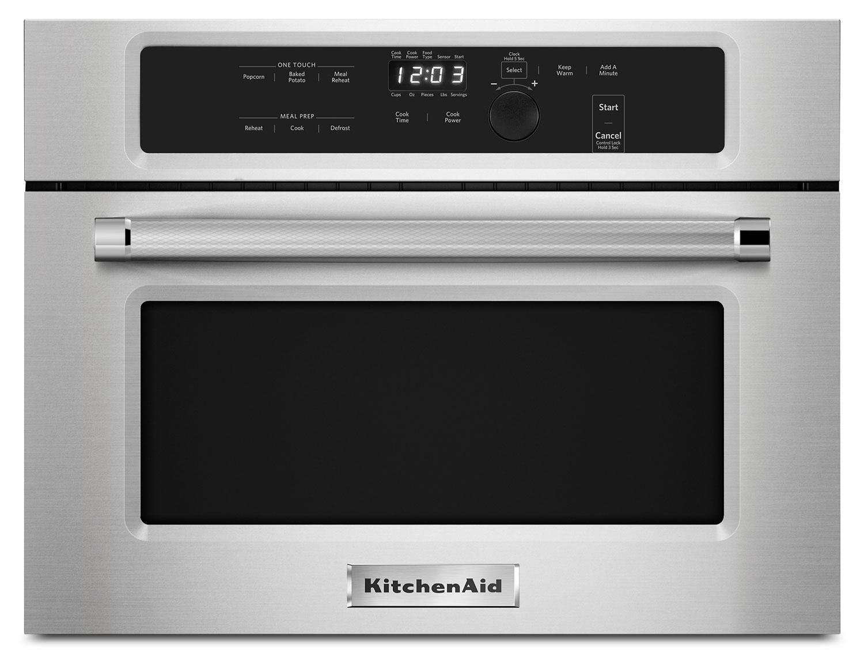 KitchenAid 1.4 Cu. Ft. Built-In Microwave – KMBS104ESS