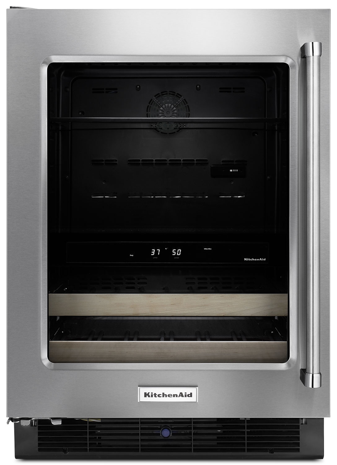 KitchenAid Stainless Steel Beverage Centre (4.8. Cu. Ft.) - KUBL204ESB