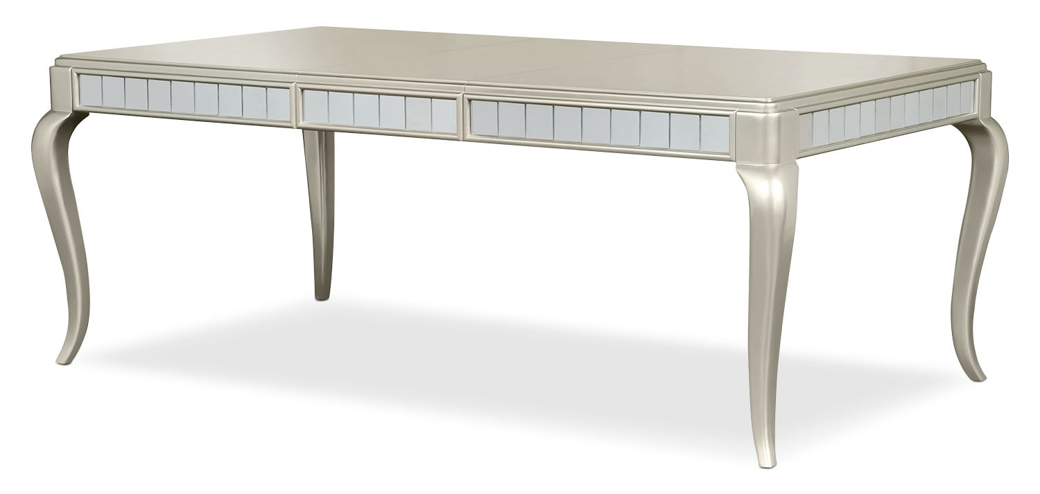 Dining Room Furniture - Diva Table - Frost