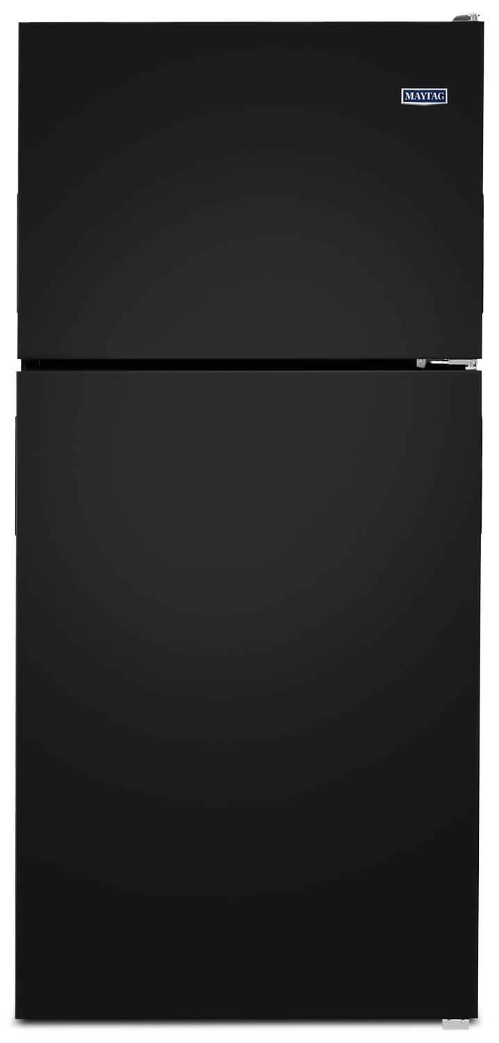 Maytag Black Top-Freezer Refrigerator (18.15 Cu. Ft.) - MRT118FZEE