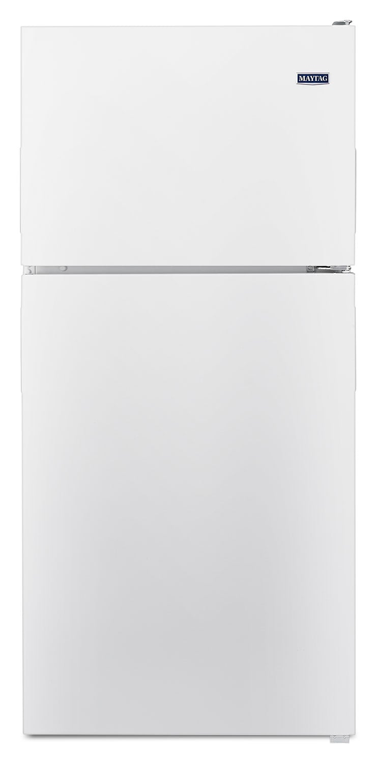 Maytag White Top-Freezer Refrigerator (18.15 Cu. Ft.) - MRT118FZEH