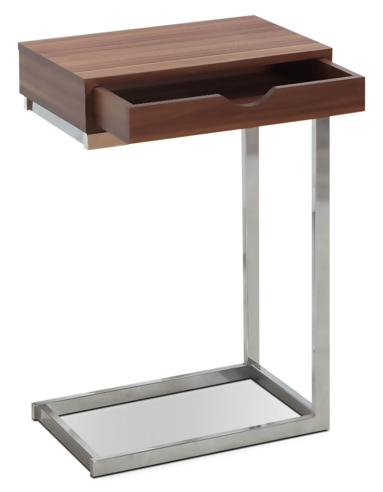 Accent and Occasional Furniture - Dorset Accent Table – Walnut
