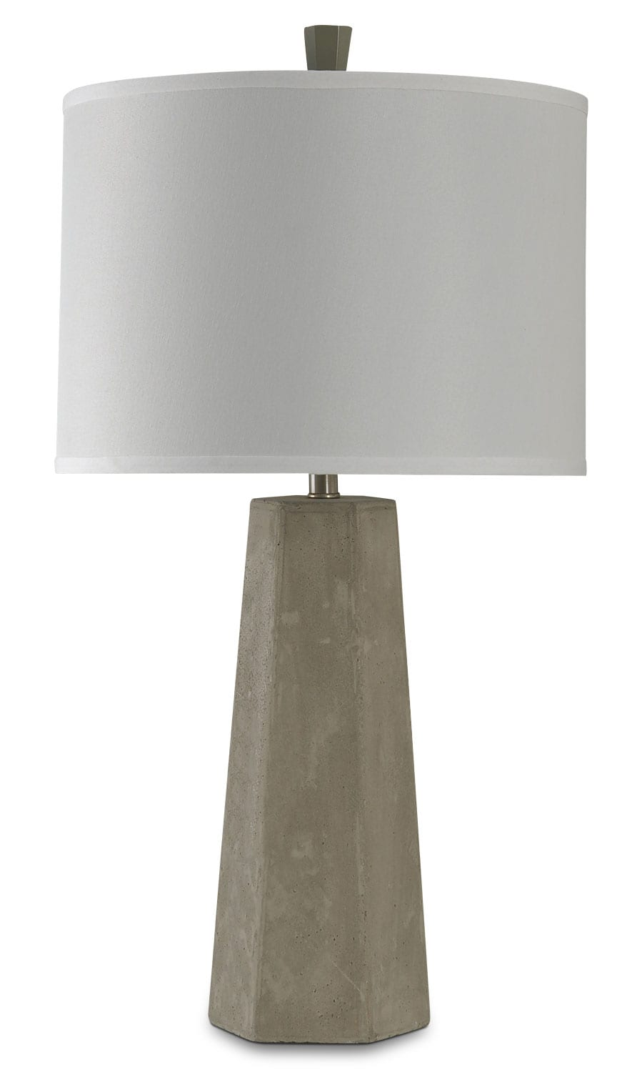 Home Accessories - Cement Table Lamp