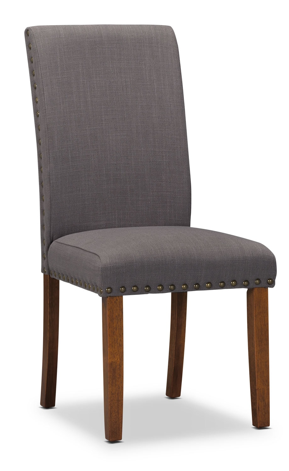 Dining Room Furniture - Mindy Side Chair – Charcoal
