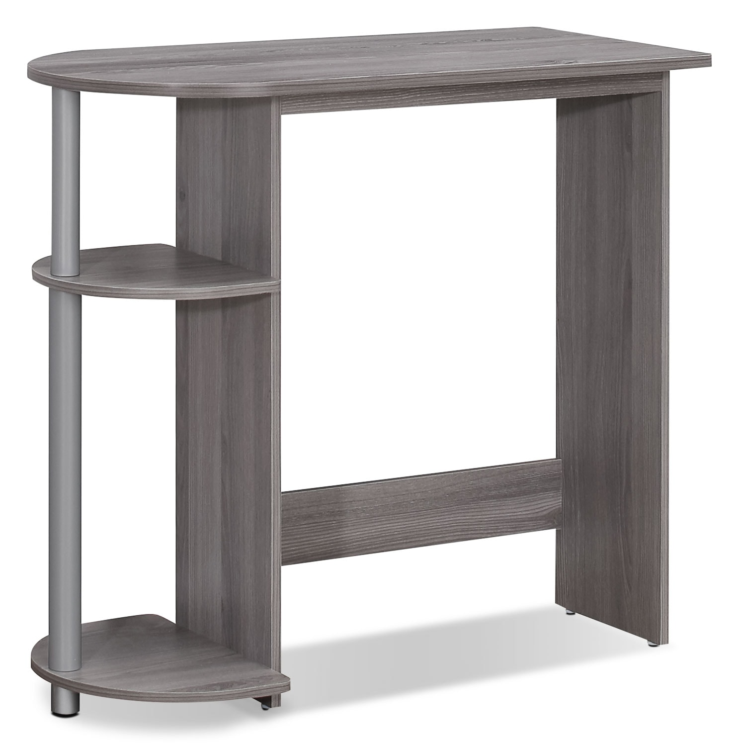 Home Office Furniture - Dexter Desk – Grey
