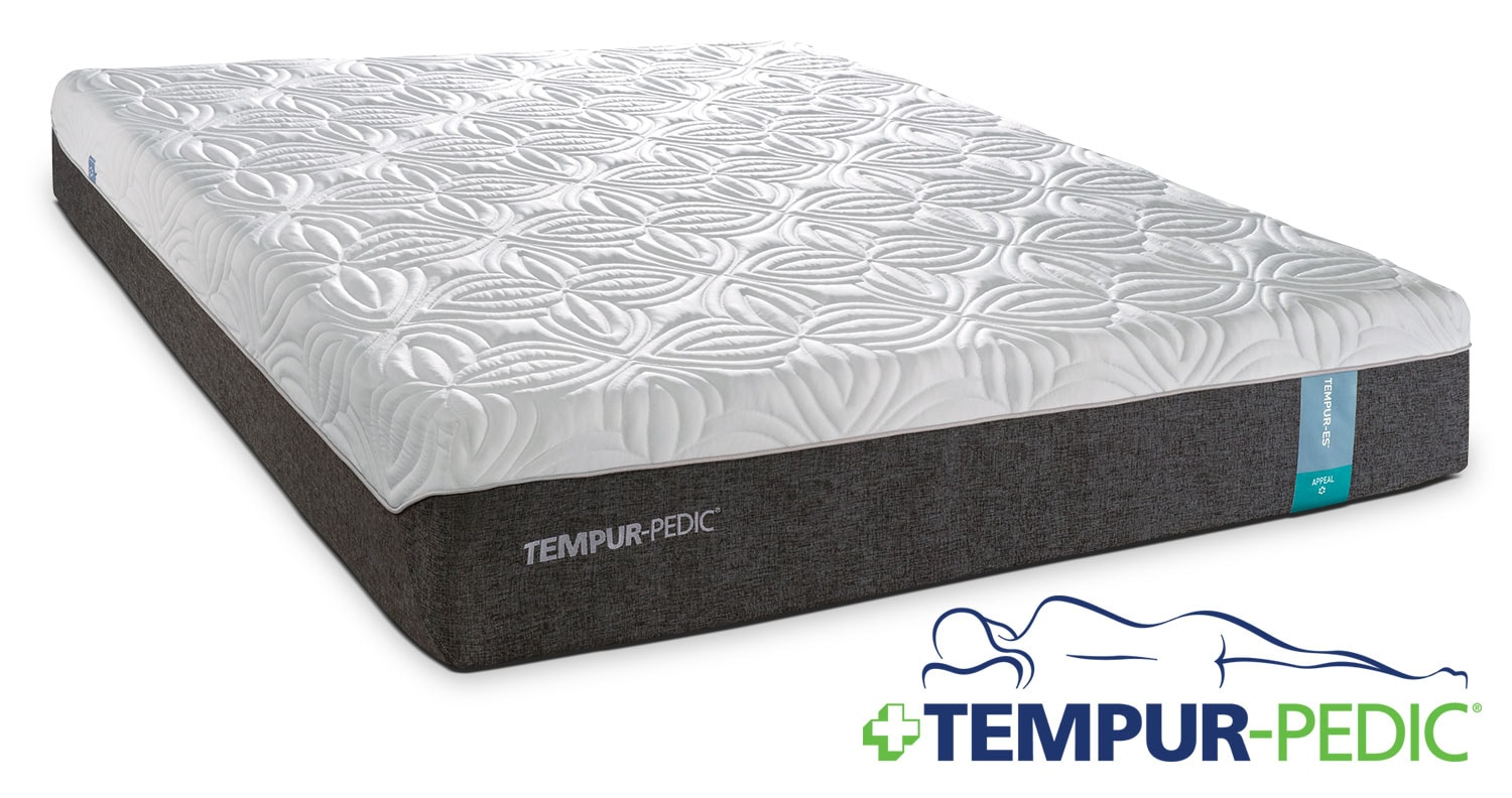 Mattresses and Bedding - Tempur-Pedic Appeal Full Mattress