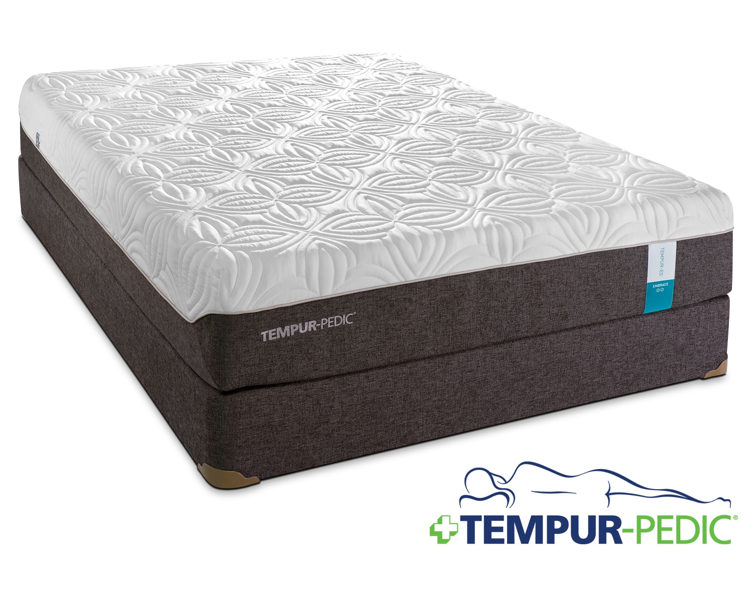 The Tempur-Pedic Embrace Collection