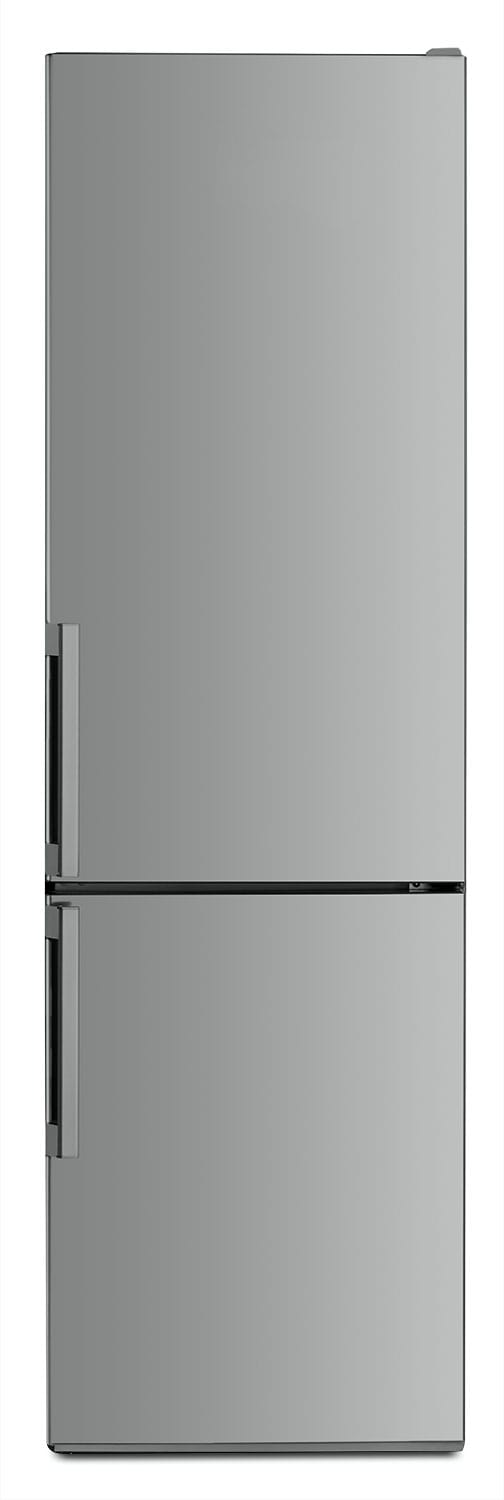 Refrigerators and Freezers - Whirlpool Stainless Steel Bottom-Freezer Refrigerator (11.3 Cu. Ft.) - URB551WNEM