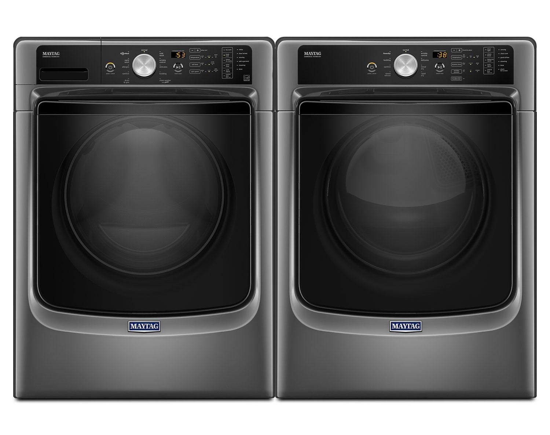Maytag Laundry - MHW5500FC / YMED5500FC / MGD5500FC
