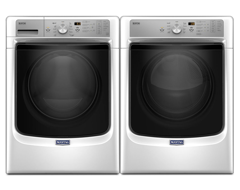 Maytag Laundry - MHW5500FW / MGD5500FW / YMED5500FW