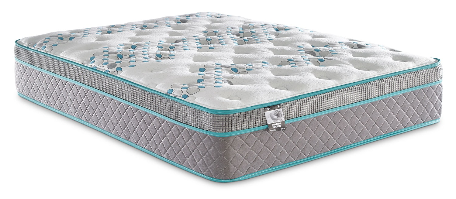 Springwall Cosmo Euro-Top Queen Mattress