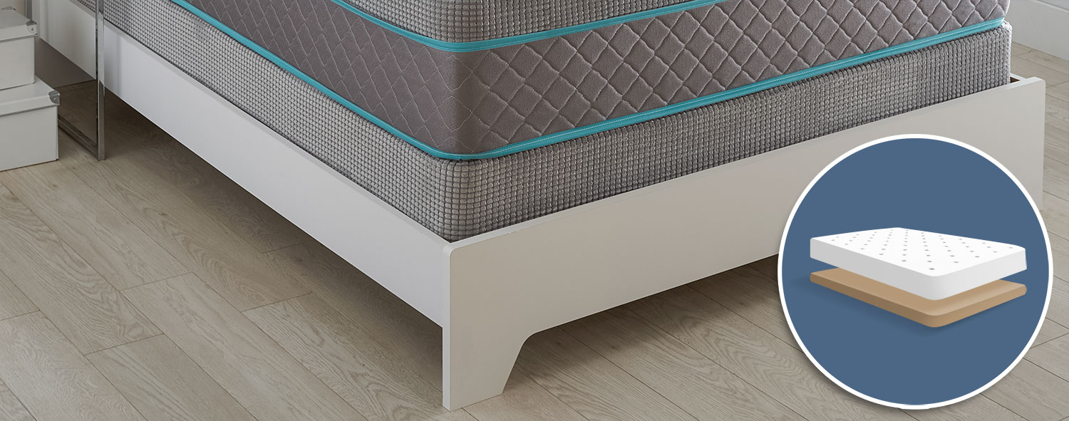Springwall Cosmo Low-Profile Queen Boxspring