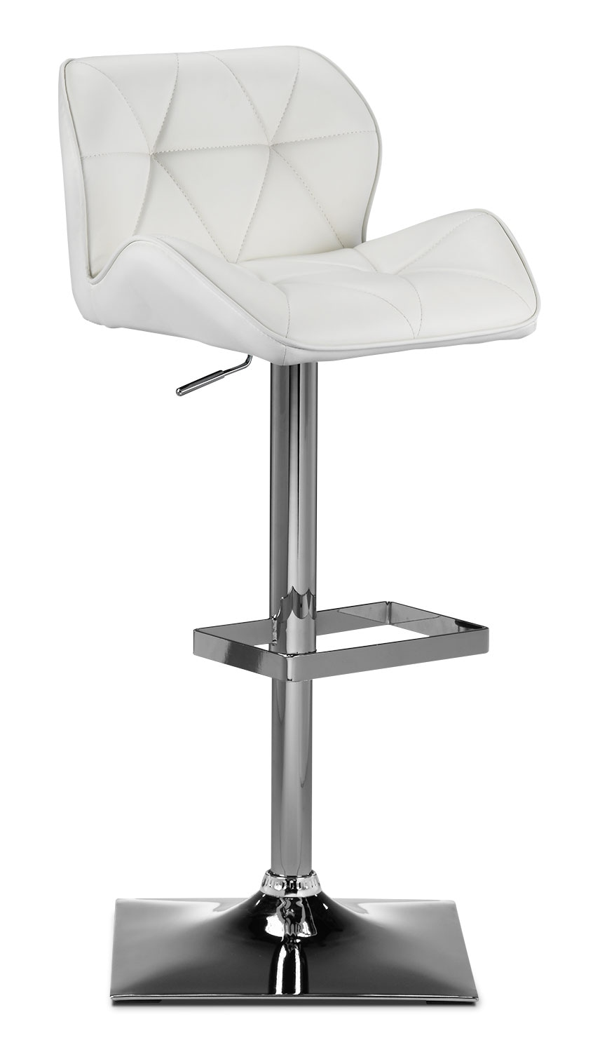 Accent and Occasional Furniture - Boulton Barstool - White