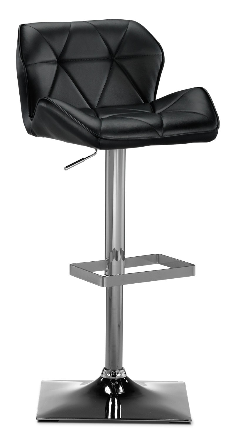 Accent and Occasional Furniture - Boulton Barstool - Black