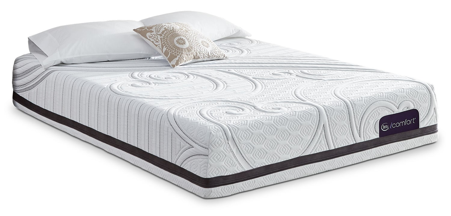Mattresses and Bedding - Serta iComfort Visionary Plush 2 Full Mattress