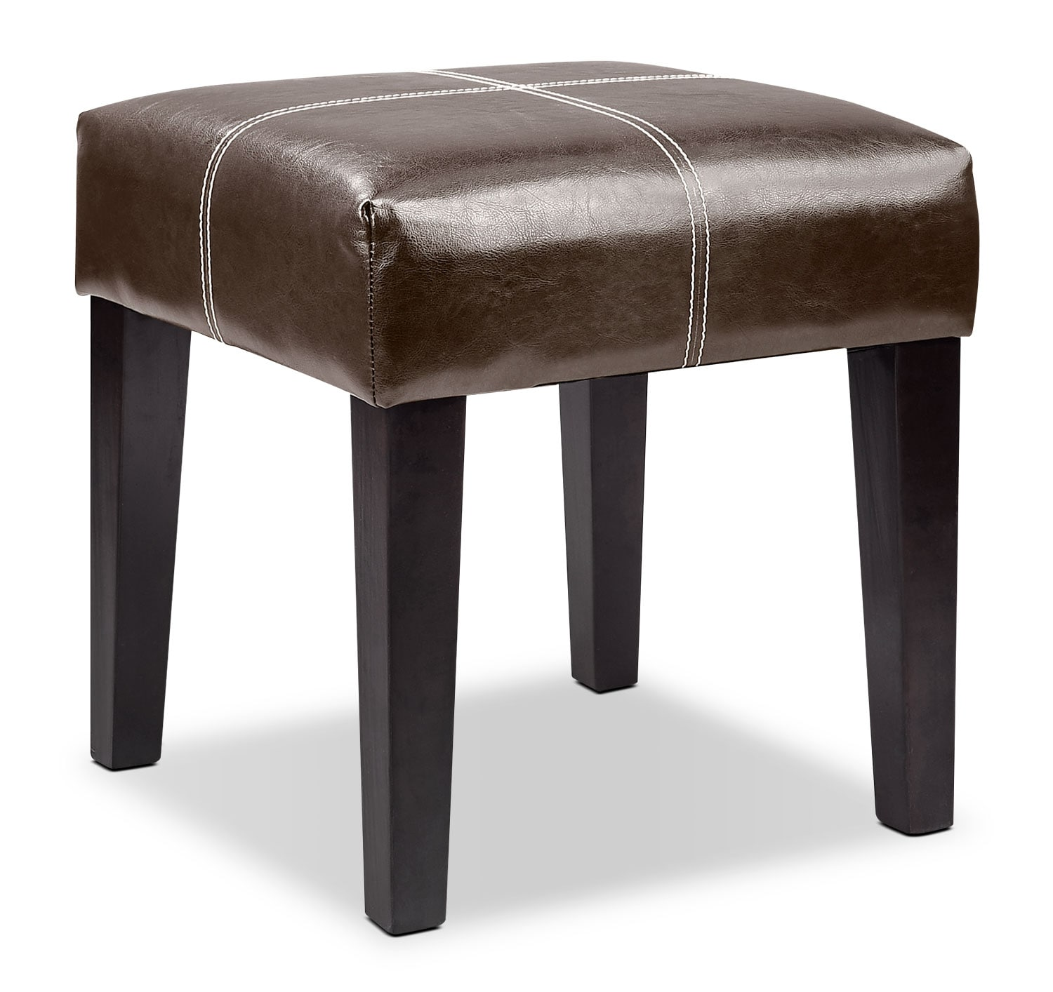 Accent and Occasional Furniture - Lane Ottoman – Brown