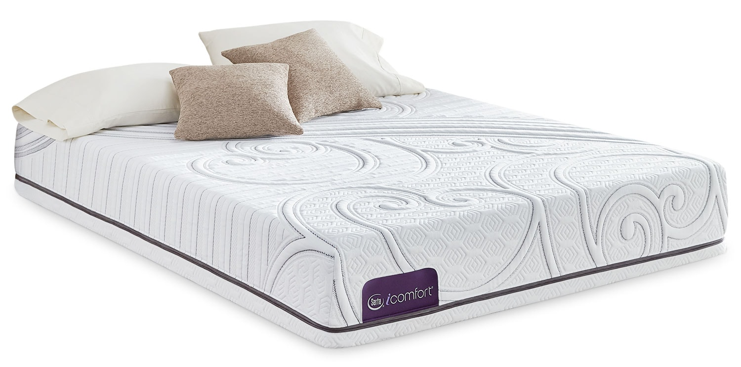 Mattresses and Bedding - Serta iComfort Intellectual 2 Firm Queen Mattress