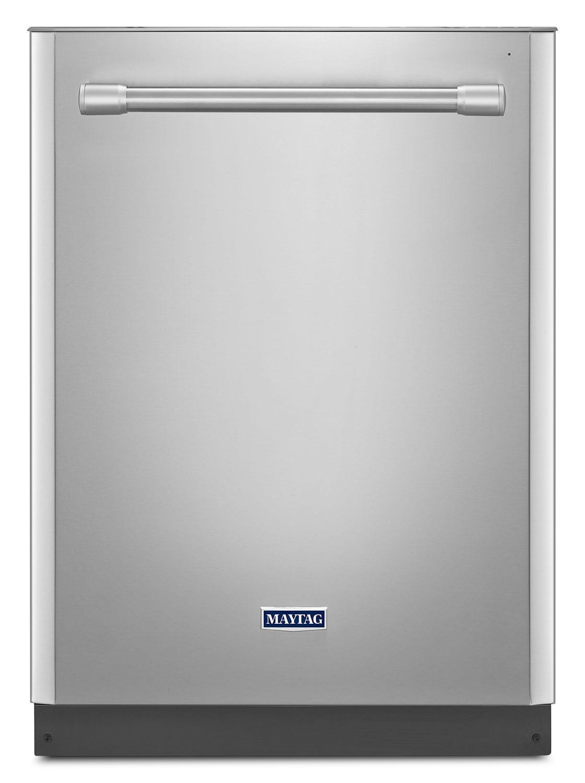 "[Maytag Stainless Steel 24"" Dishwasher - MDB8979SEZ]"