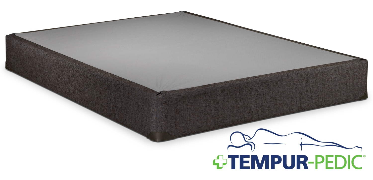 Mattresses and Bedding - Tempur-Pedic Reinforce Twin Boxspring