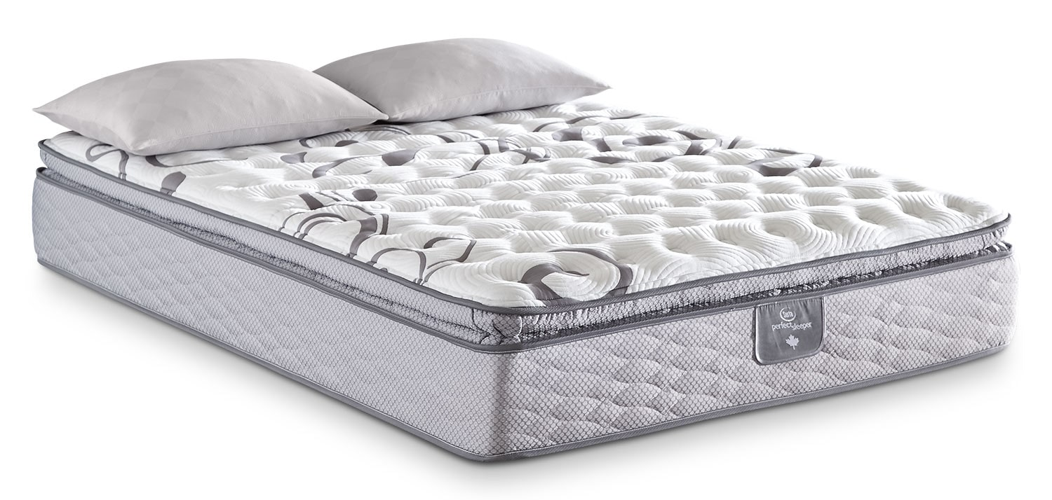 Mattresses and Bedding - Serta Perfect Sleeper Valebridge Pillow-Top Firm Full Mattress