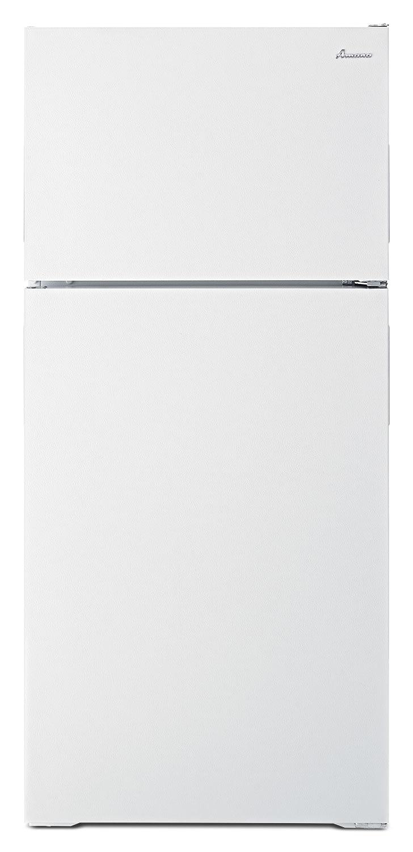 Réfrigérateurs et Congélateurs - Amana Réfrigérateur 14,3 pi³ à congélateur en haut blanc ART104TFDW