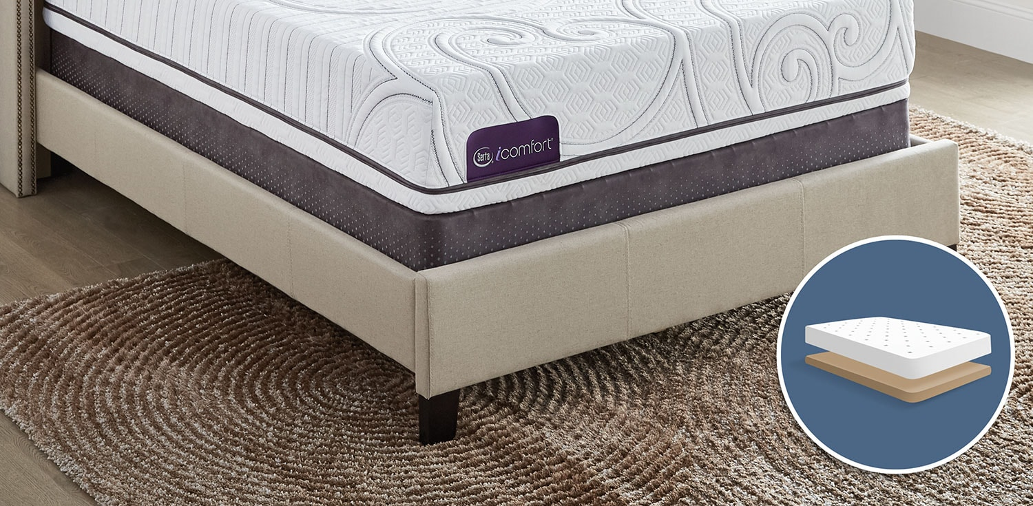 Serta iComfort 2016 Low-Profile Queen Boxspring