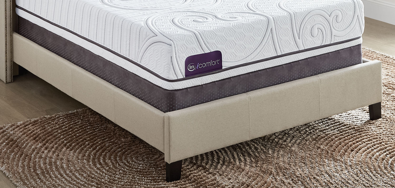 Mattresses and Bedding - Serta iComfort 2016 Full Boxspring