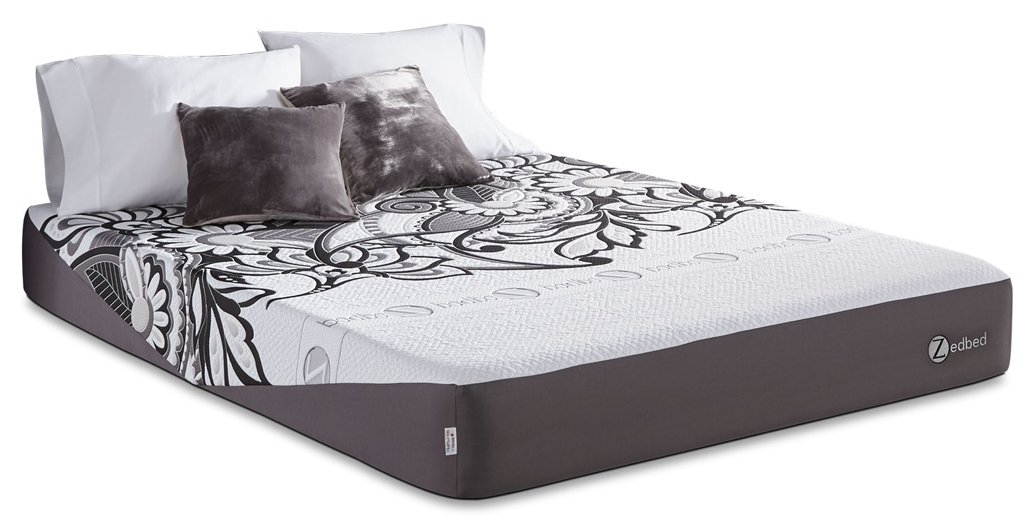 Mattresses and Bedding - Zedbed Vertuo Tight-Top Queen Mattress