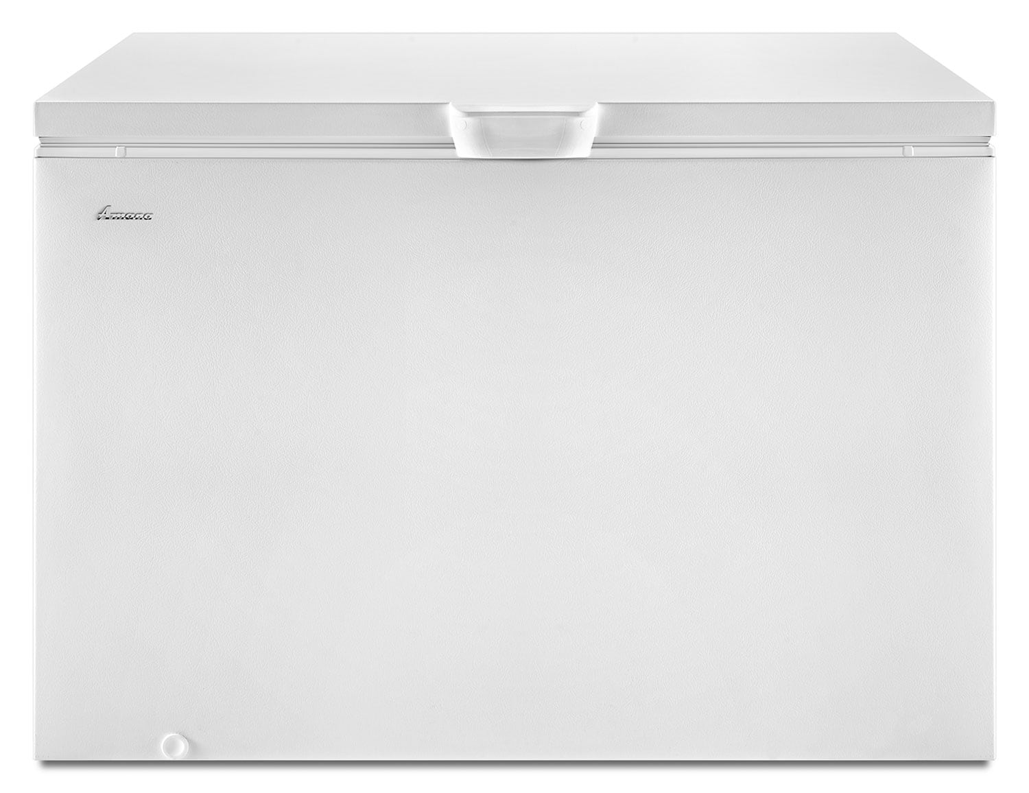 Refrigerators and Freezers - Amana White Chest Freezer (14.8 Cu. Ft.) - AZC31T15DW