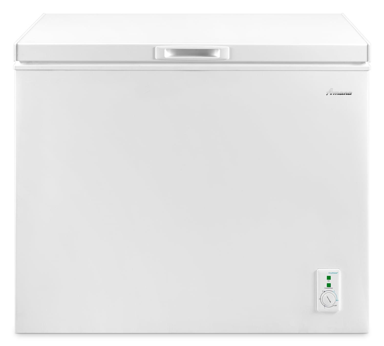 Refrigerators and Freezers - Amana Chest Freezer (7.0 Cu. Ft.) - AQC0701DRW