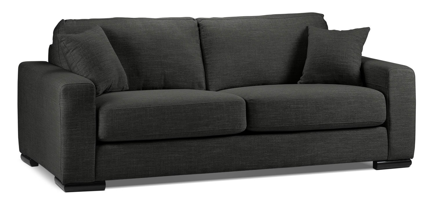 Precious Sofa - Dark Grey