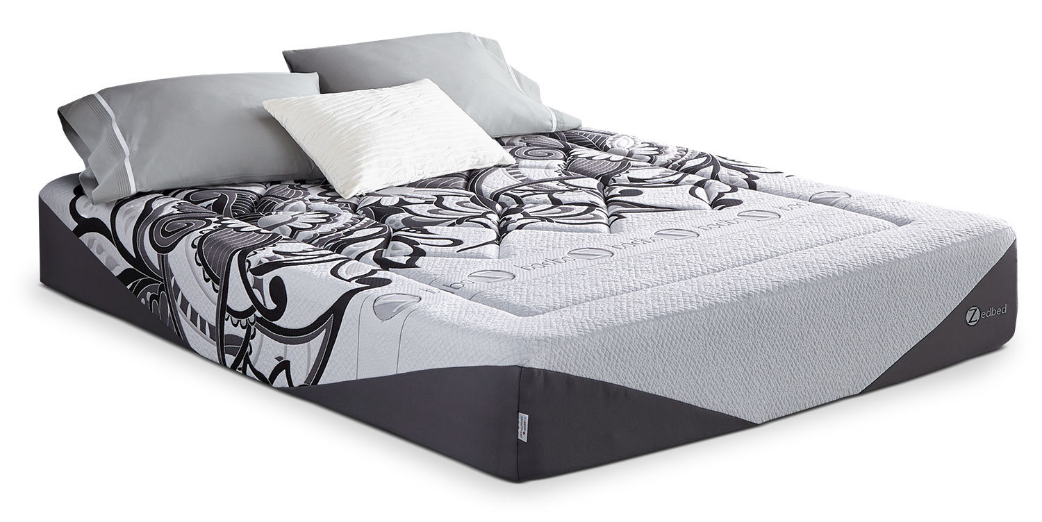 Mattresses and Bedding - Zedbed Vertuo Ultra Tight-Top Queen Mattress